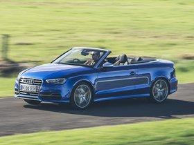 Ver foto 9 de Audi S3 Cabriolet Australia 2014