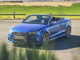 Ver foto 7 de Audi S3 Cabriolet Australia 2014