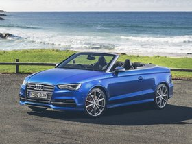 Ver foto 4 de Audi S3 Cabriolet Australia 2014
