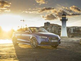 Ver foto 2 de Audi S3 Cabriolet Australia 2014