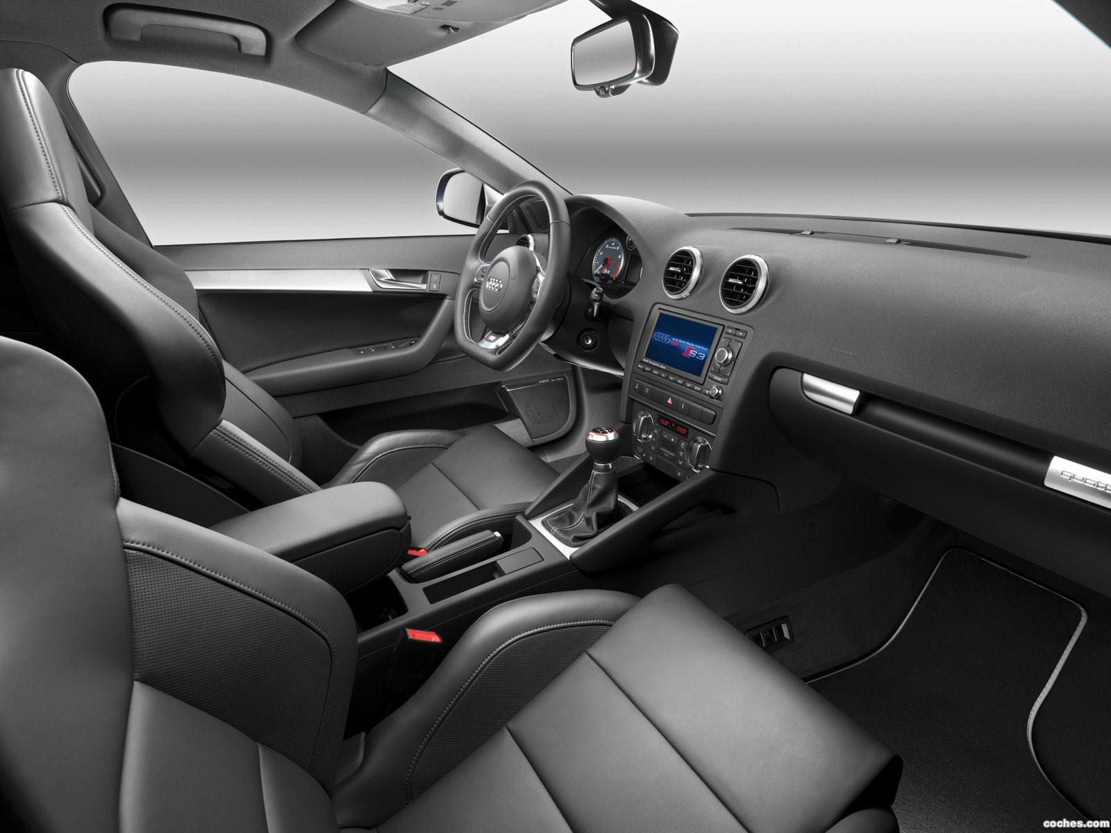 Foto 12 de Audi S3 Facelift 2008