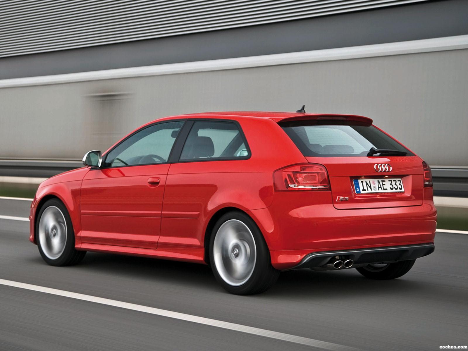 Foto 2 de Audi S3 Facelift 2008