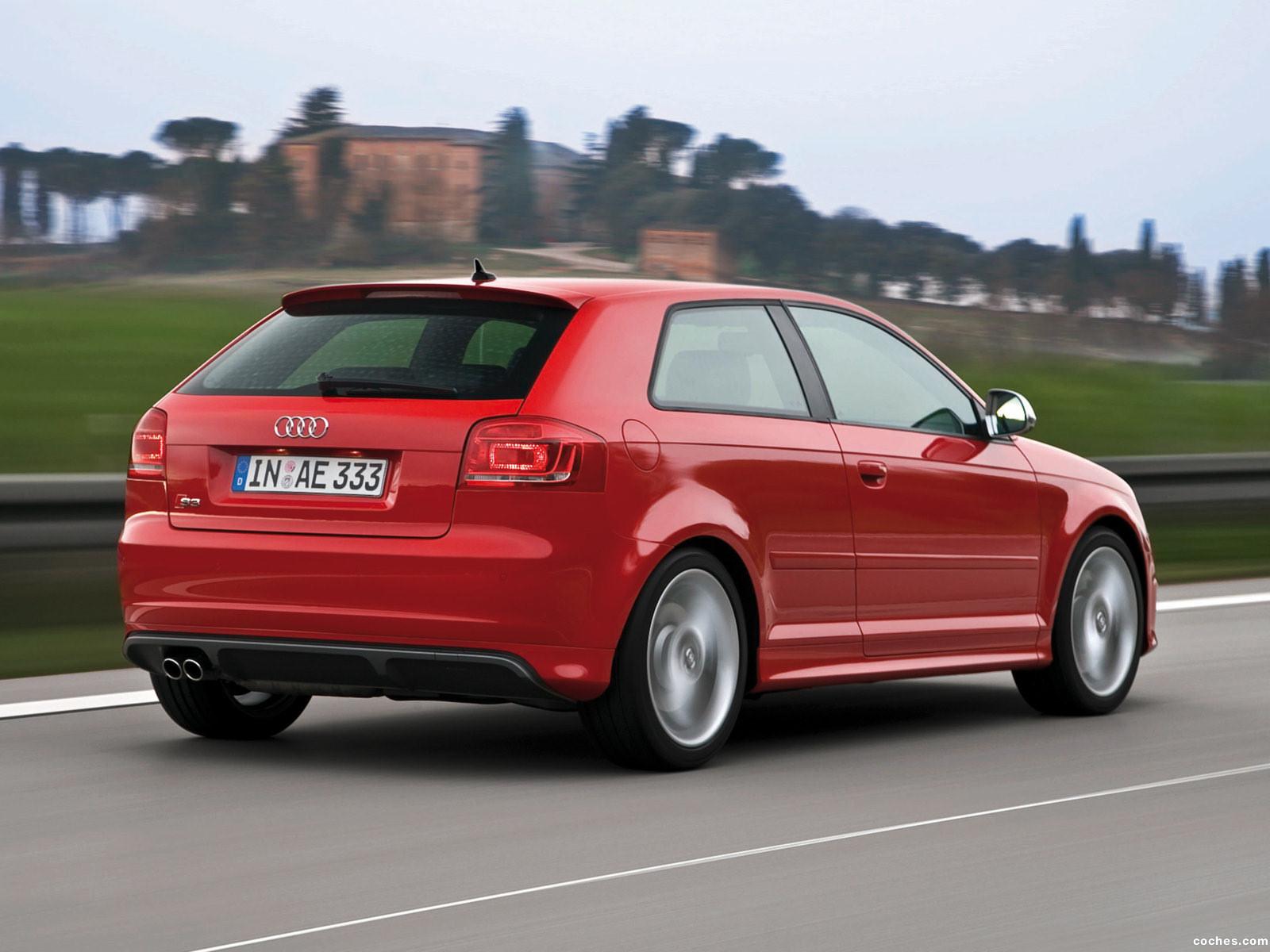 Foto 10 de Audi S3 Facelift 2008