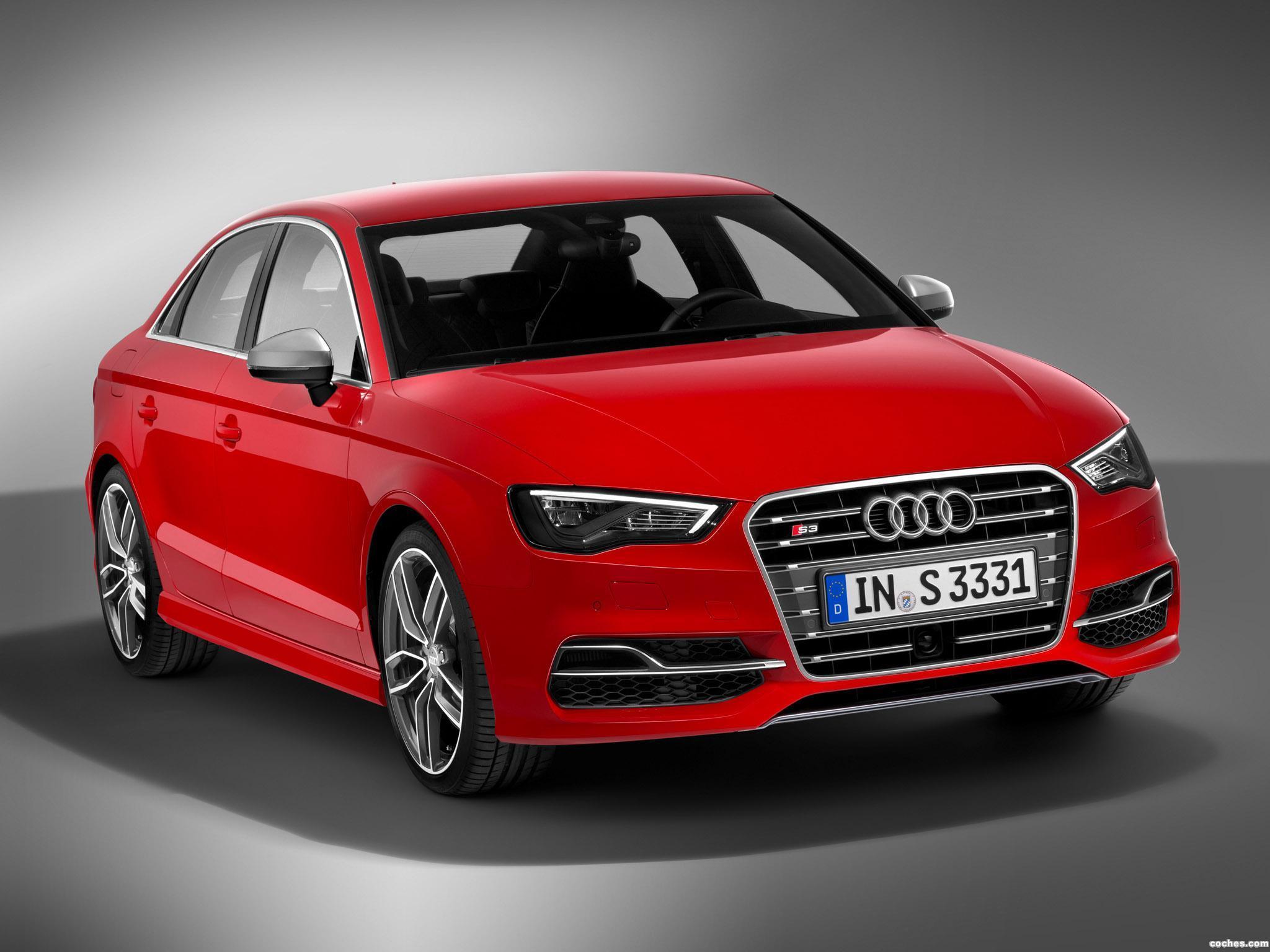 Foto 0 de Audi S3 Sedan 2013