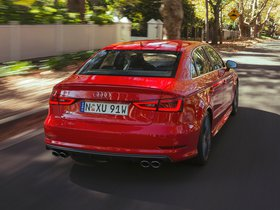 Ver foto 3 de Audi S3 Sedan Australia 2014