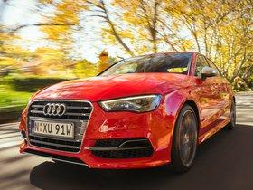 Ver foto 1 de Audi S3 Sedan Australia 2014