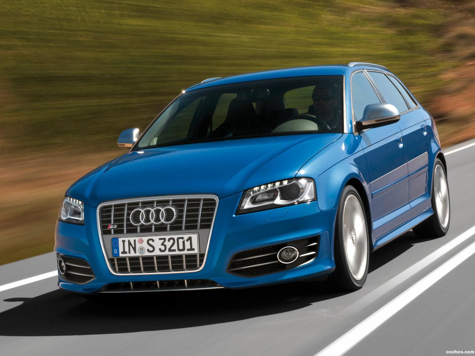 Foto 0 de Audi S3 Sportback 2008