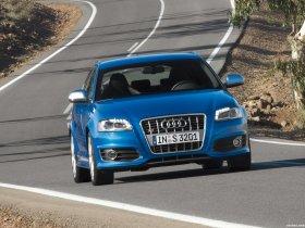 Ver foto 10 de Audi S3 Sportback 2008