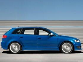 Ver foto 9 de Audi S3 Sportback 2008