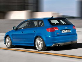 Ver foto 7 de Audi S3 Sportback 2008