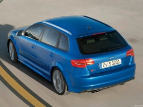 Ver foto 6 de Audi S3 Sportback 2008
