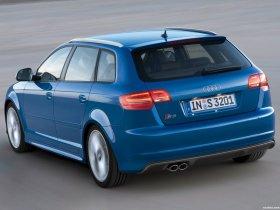 Ver foto 3 de Audi S3 Sportback 2008