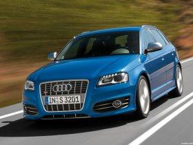 Fotos de Audi S3 Sportback 2008
