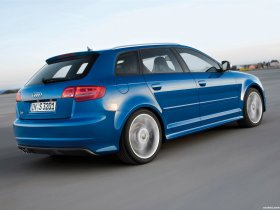 Ver foto 18 de Audi S3 Sportback 2008