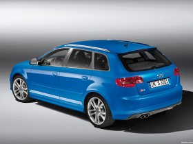 Ver foto 17 de Audi S3 Sportback 2008