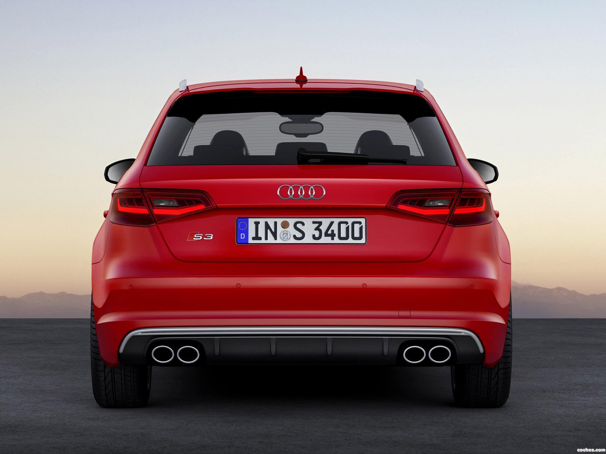 Foto 1 de Audi S3 Sportback 2013