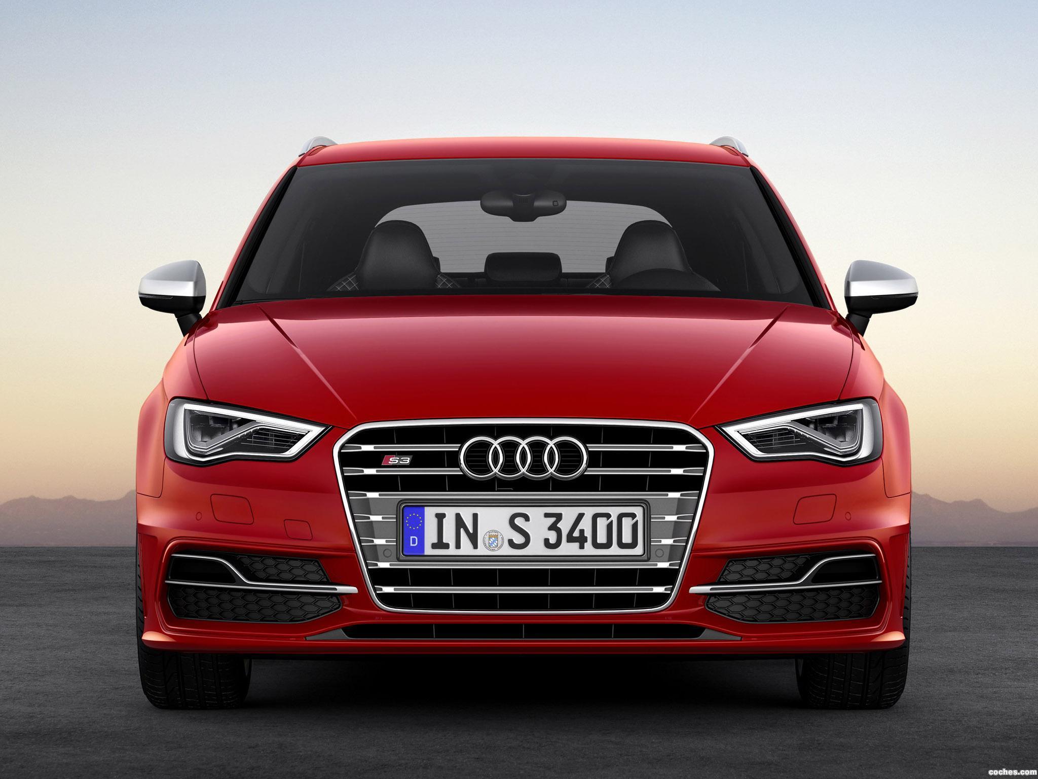 Foto 11 de Audi S3 Sportback 2013