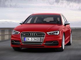 Ver foto 11 de Audi S3 Sportback 2013