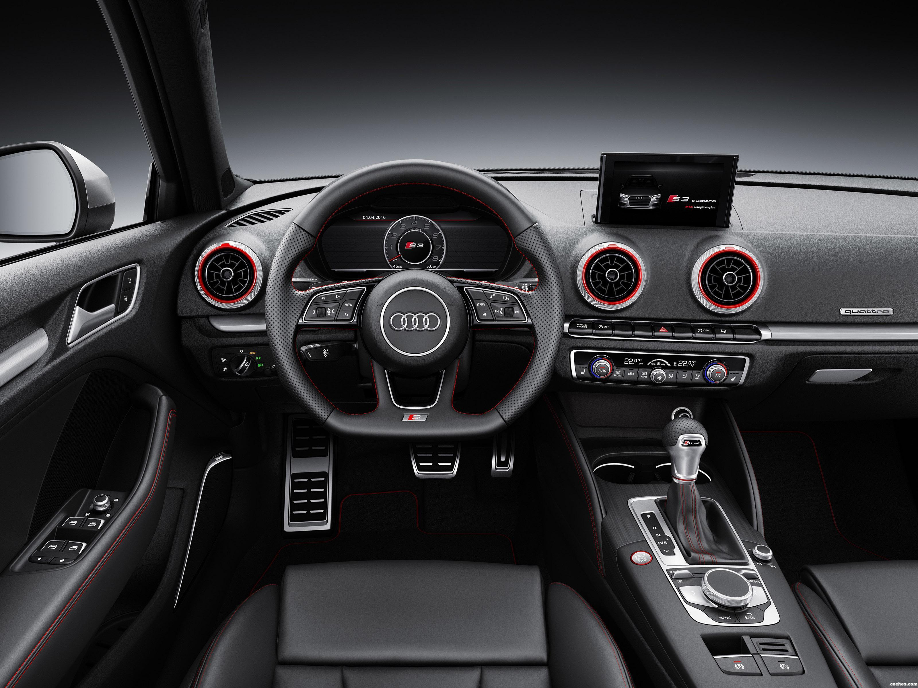 Foto 12 de Audi S3 Sportback 2016