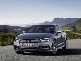 Ver foto 1 de Audi S3 Sportback 2016