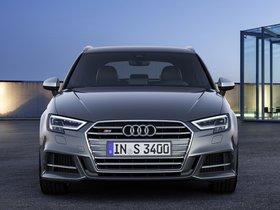 Ver foto 10 de Audi S3 Sportback 2016