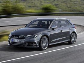 Ver foto 8 de Audi S3 Sportback 2016