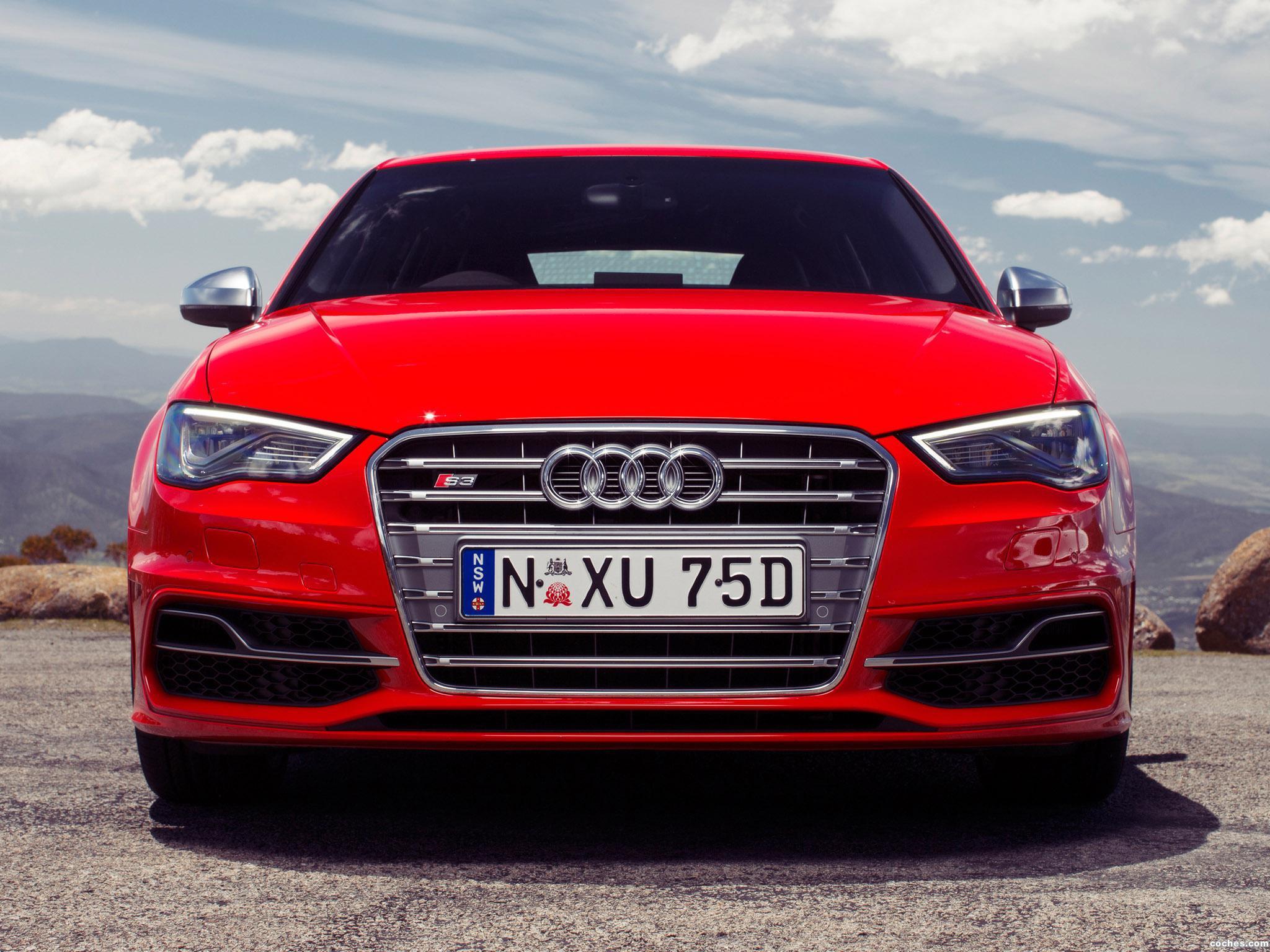 Foto 0 de Audi S3 Sportback Australia 2013