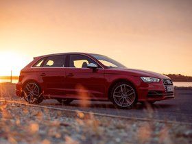 Ver foto 8 de Audi S3 Sportback Australia 2013