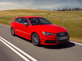 Ver foto 2 de Audi S3 Sportback Australia 2013