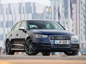 Ver foto 8 de Audi S3 Sportback UK 2013