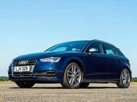 Ver foto 7 de Audi S3 Sportback UK 2013