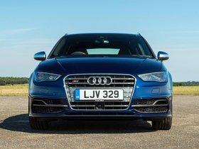 Ver foto 6 de Audi S3 Sportback UK 2013