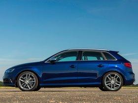 Ver foto 5 de Audi S3 Sportback UK 2013