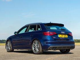 Ver foto 4 de Audi S3 Sportback UK 2013