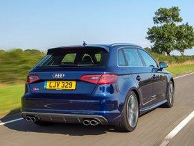 Ver foto 12 de Audi S3 Sportback UK 2013