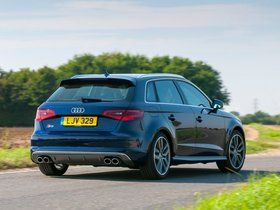 Ver foto 10 de Audi S3 Sportback UK 2013