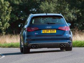 Ver foto 9 de Audi S3 Sportback UK 2013