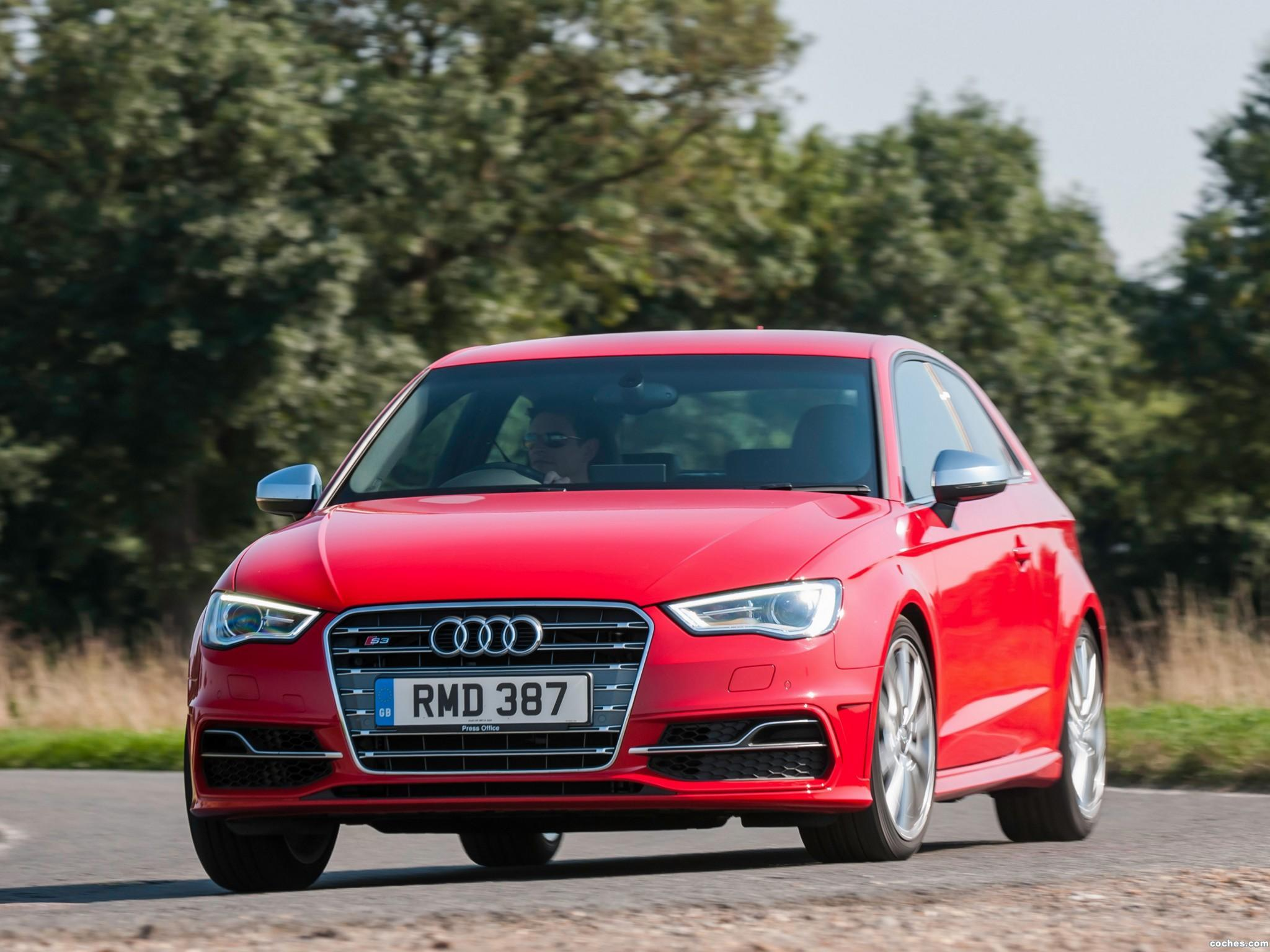 Foto 0 de Audi S3 UK 2013