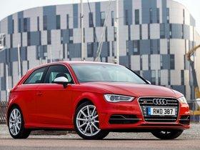 Ver foto 8 de Audi S3 UK 2013