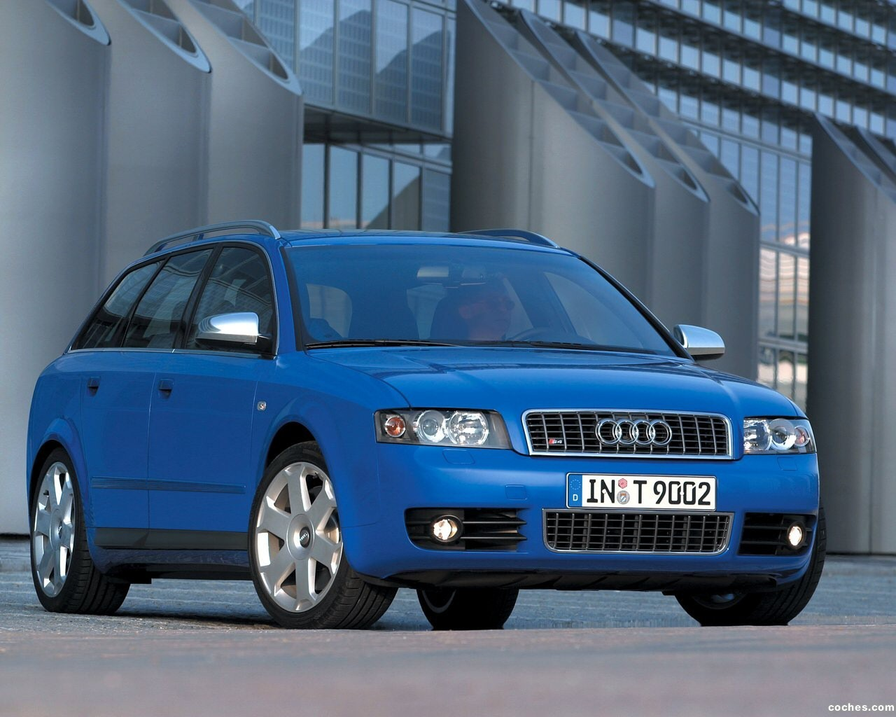 Foto 0 de Audi S4 2002
