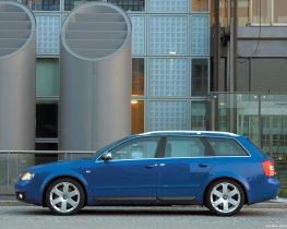 Ver foto 5 de Audi S4 2002