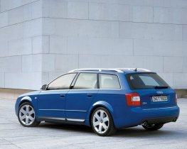 Ver foto 3 de Audi S4 2002