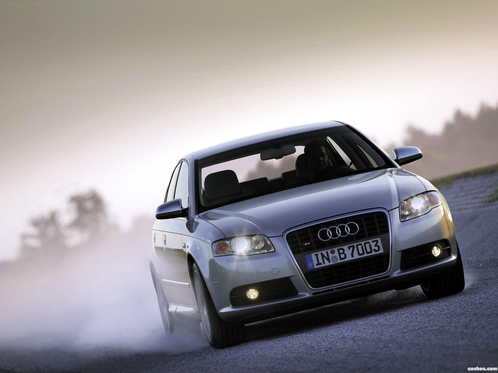 Foto 9 de Audi S4 2005