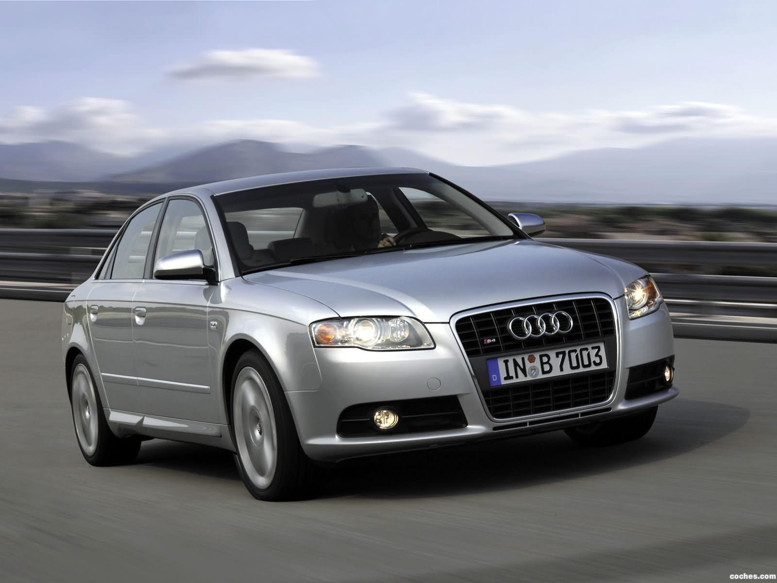 Foto 0 de Audi S4 2005