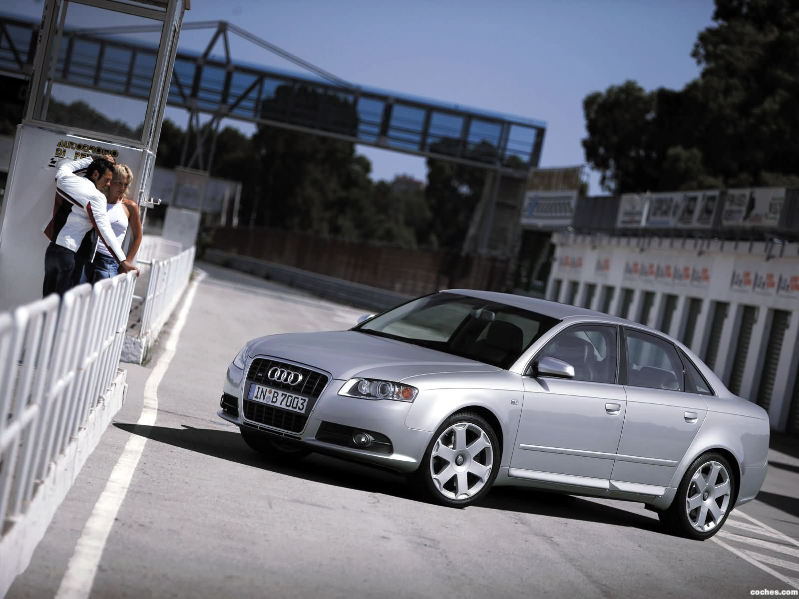 Foto 8 de Audi S4 2005