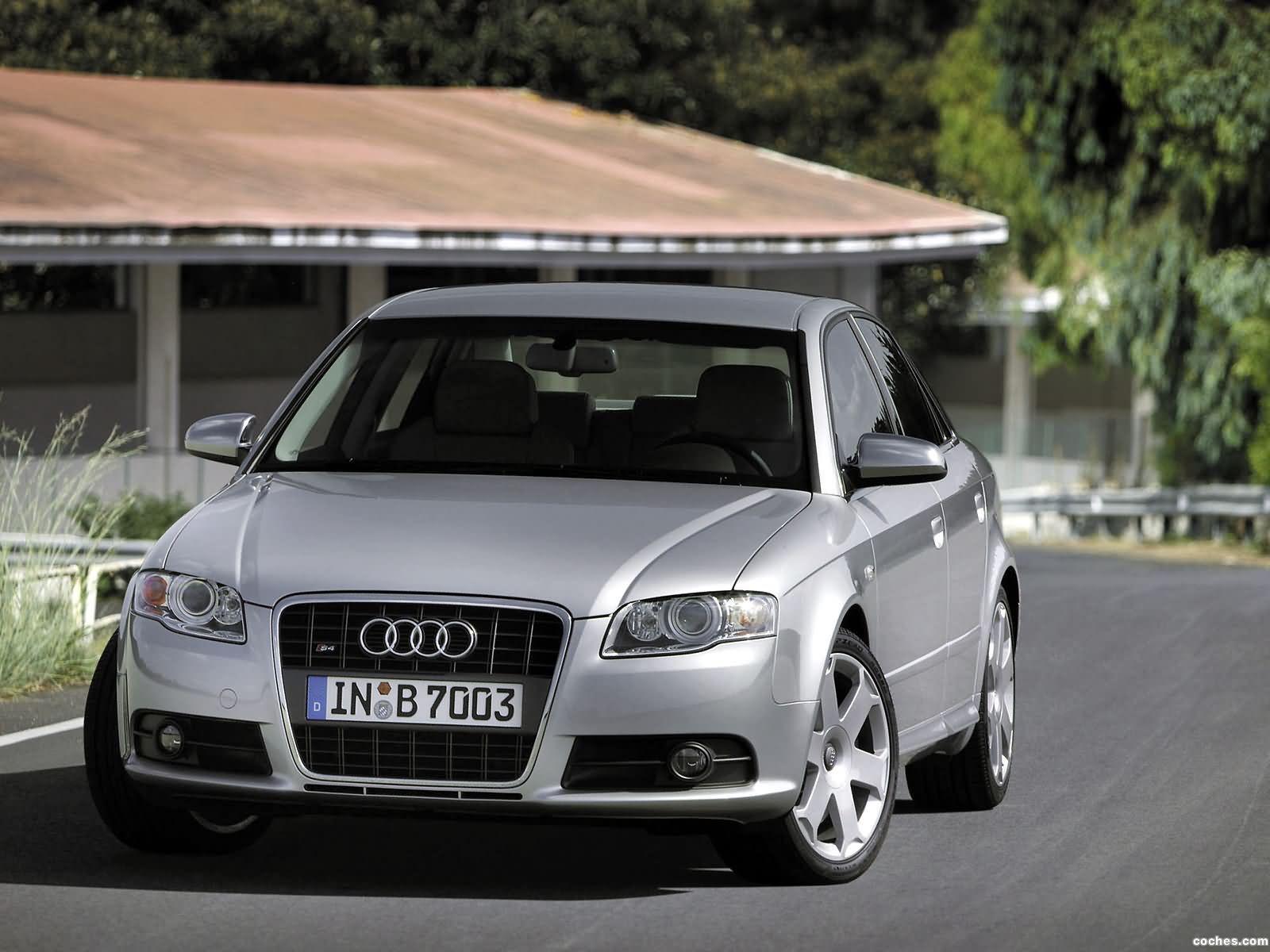 Foto 7 de Audi S4 2005