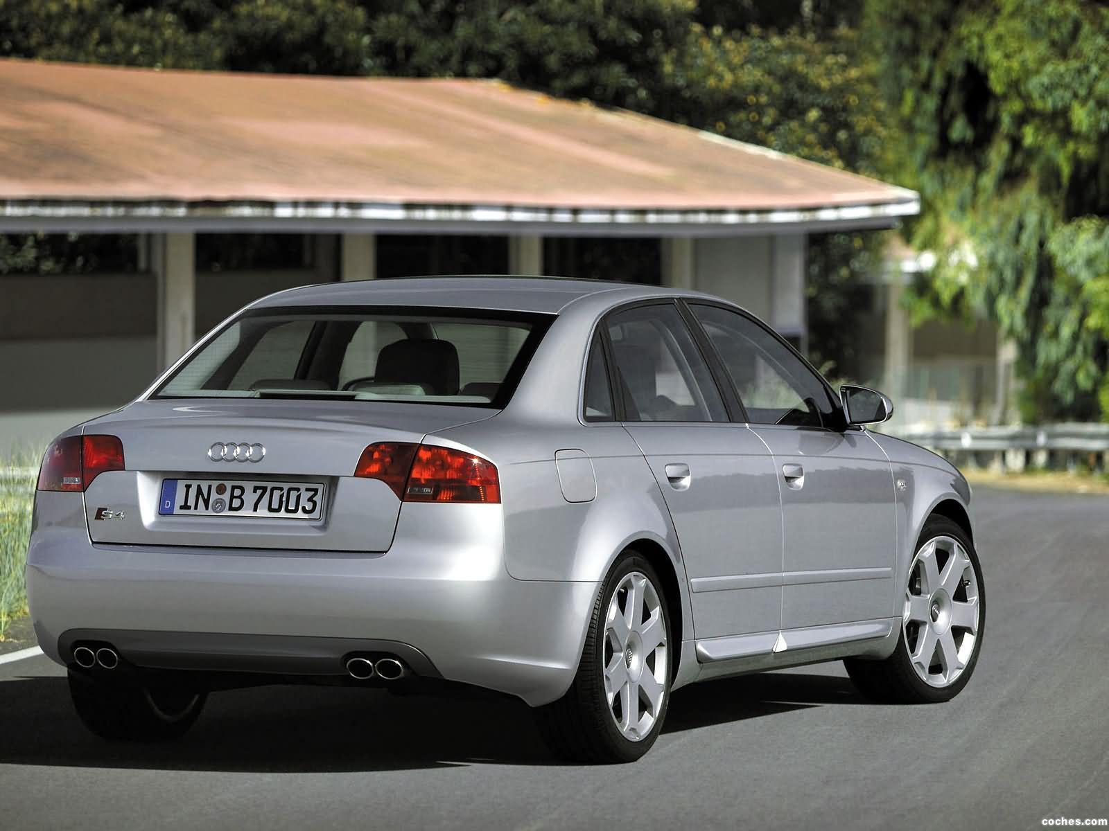 Foto 6 de Audi S4 2005