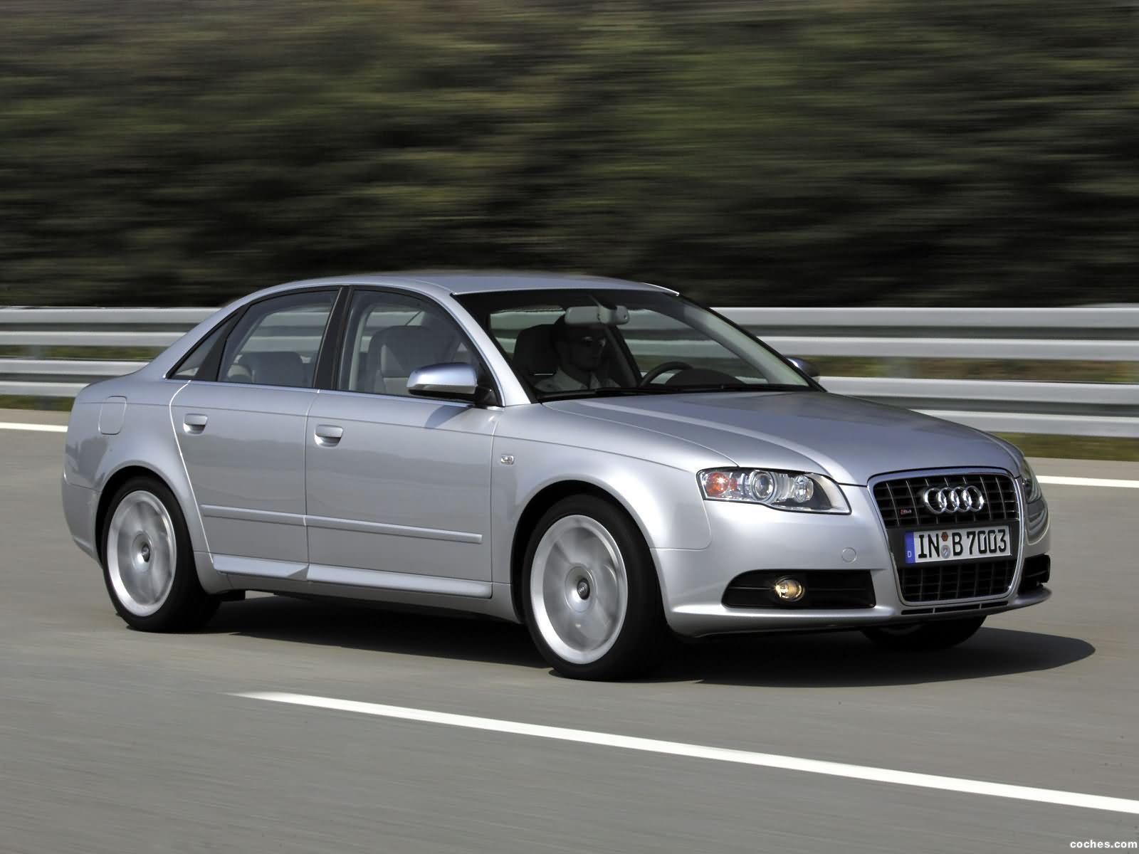 Foto 4 de Audi S4 2005