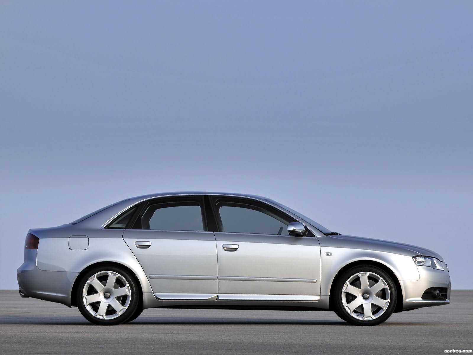 Foto 3 de Audi S4 2005