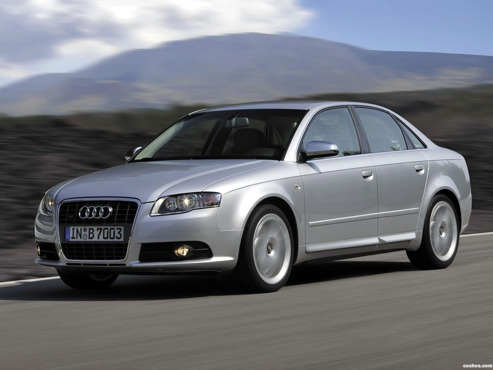 Foto 2 de Audi S4 2005